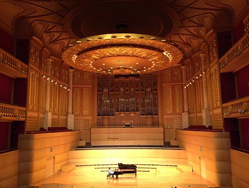 سومین جشنواره حضوری پیانو طنین