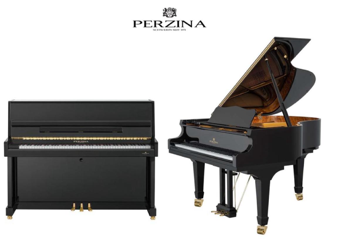 پیانو آکوستیک پرزینا