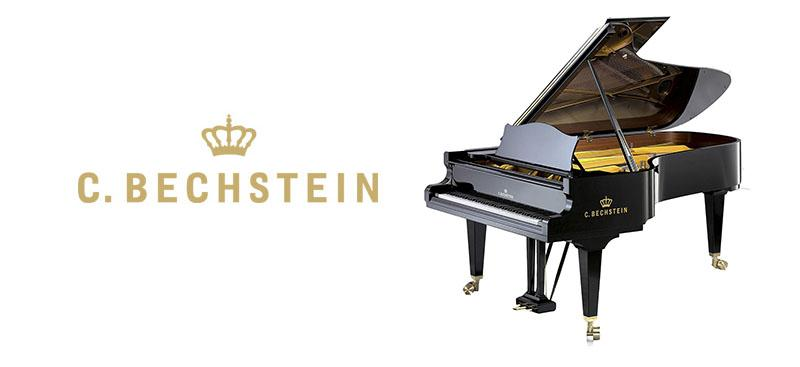 آشنایی با پیانو سی بکشتاین C.BECHSTEIN آلمان