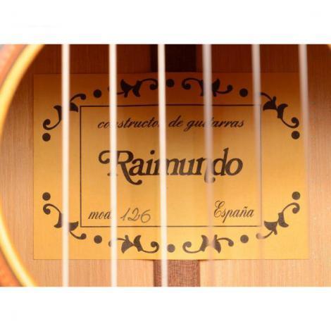 گیتار فلامنکو اسپانیایی ریموندو(ریماندو) Raimundo  مدل 126