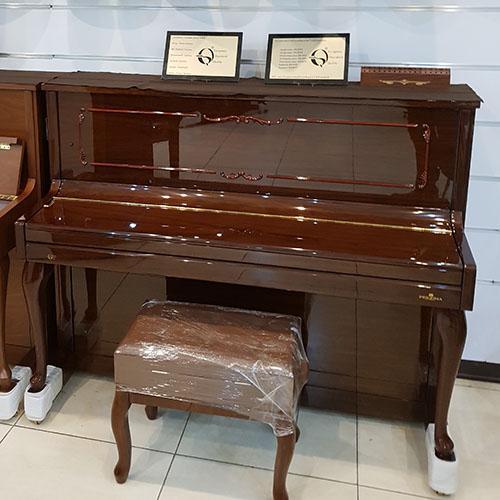 پیانو آکوستیک دیواری پرزینا مدل  GP-122EPF