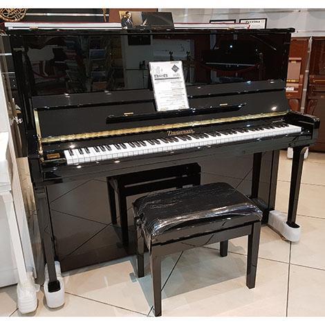 پیانو آکوستیک دیواری زیمرمن مدل   Zimmermann S6 در گالری طنین دنیای مهر