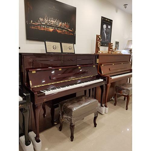پیانو آکوستیک دیواری پرزینا مدل  GP-122EMF