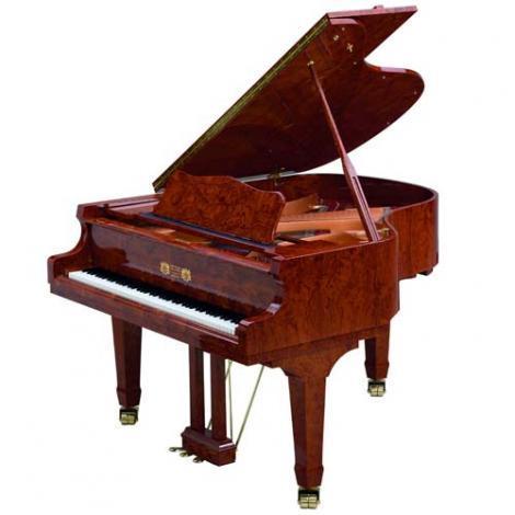 پیانو آکوستیک پرزینا مدل GBT-160 Bubinga