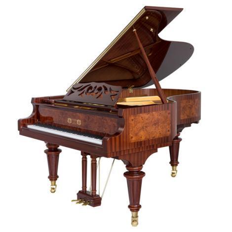 پیانو آکوستیک پرزینا مدل GBT-187CMW-2