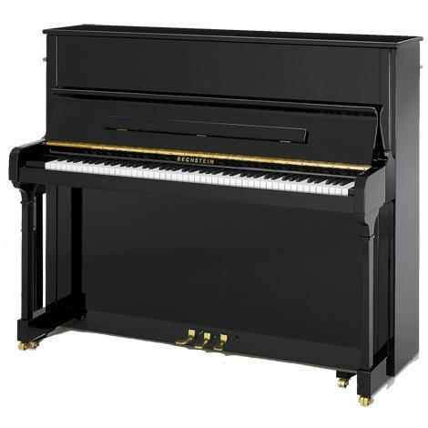پیانو آکوستیک دیواری بکشتاین Bechstein مدل B 124 Style