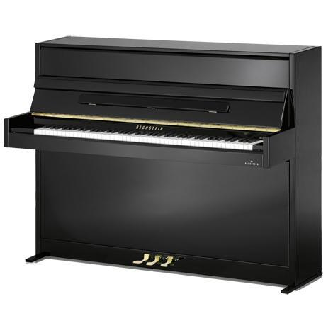 پیانو آکوستیک دیواری بکشتاین Bechstein مدل B 112 Modern
