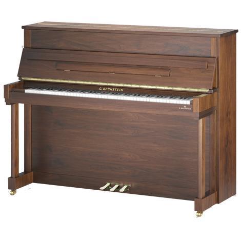 پیانو آکوستیک دیواری سی بکشتاین آلمان C.Bechstein مدل Classic 118