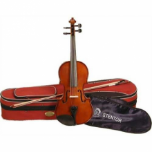 Stentor Violon Outfit Student II 4/4 Satin Finish 1500SNA